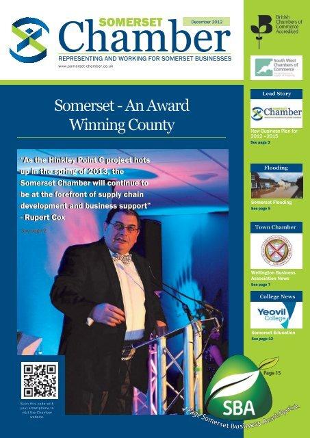 December - Somerset Chamber of Commerce