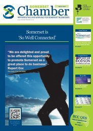 March 2012 - Somerset Chamber of Commerce