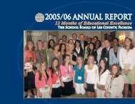 2005/06 ANNUAL REPORT - Communications