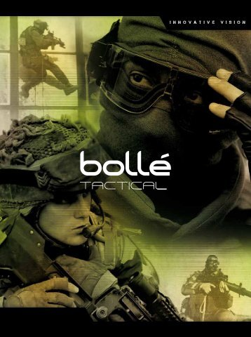 Catalog Tactical - Bollé Safety