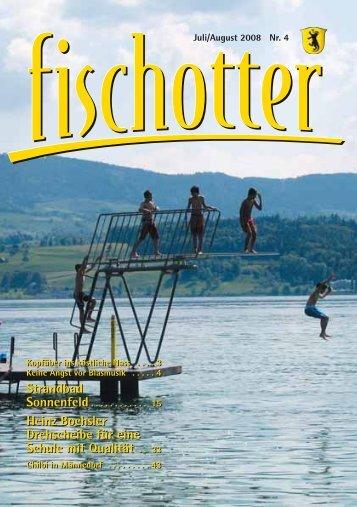 Strandbad Sonnenfeld - fischotter.ch