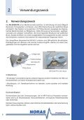 und Biopsiesystem PH-BI320-PA - NORAS MRI products GmbH - Page 6