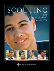 Scouting in the Hispanic/Latino Community - Boy Scouts of America