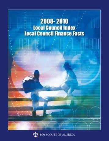 Local Council Index Local Council Finance Facts - Florida Sea Base