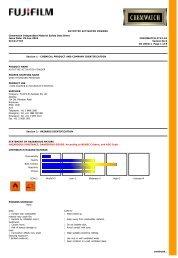 autotype activator powder - FUJIFILM Australia