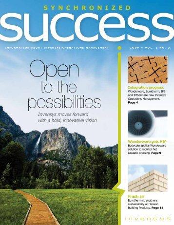 Synchronized success - Guth News Home