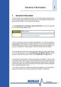 Manual BI160-GE - NORAS MRI products GmbH - Page 5