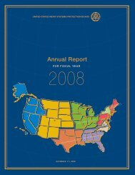 annUal rePort for fiScal year 2008 - MSPB Watch