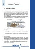 NORAS Immobilization and Biopsy System  MR-BI320-PA ... - Page 6