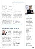 HSBA Magazin  - Page 3