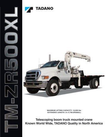 ZR500XL series