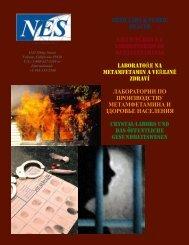 Meth Labs & PubLic heaLth saLud PúbLica y Laboratorios de ... - NES