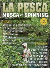 La Pesca Mosca e Spinning 2/2014