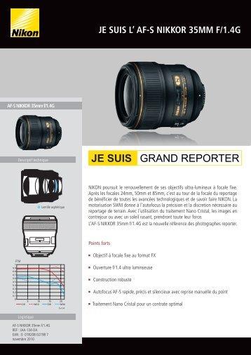 JE SUIS GRAND REPORTER - Kelvin-pro