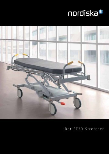 Der ST20-Stretcher - Nordiska