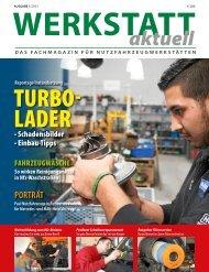 WERKSTATT aktuell 1/2015