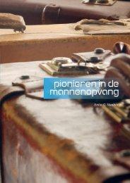 Rapport Pionieren Mannenopvang