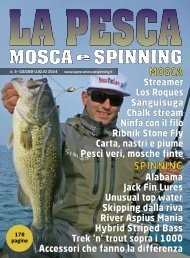 La Pesca Mosca e Spinning 3/2014