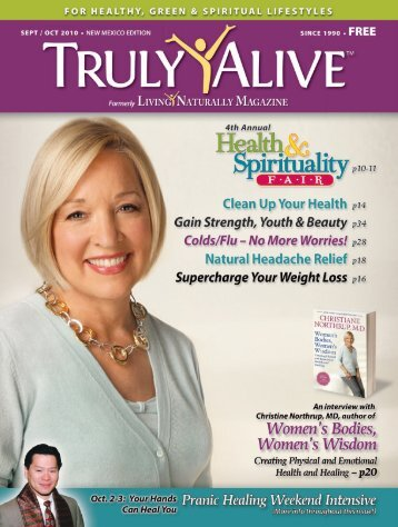 2 Classes and Workshops - Truly Alive Magazine