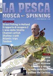 La Pesca Mosca e Spinning 2/2015