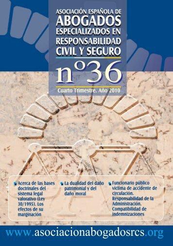 Revista nº 36, 4º trimestre año 2010 (PDF 4,54 Mb) - Asociación ...