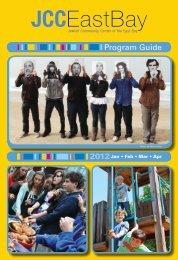2012 Program Guide - JCC East Bay