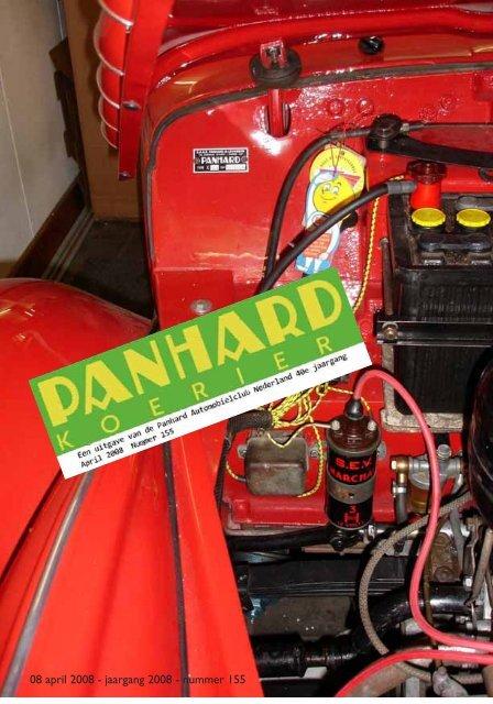 Lees Panhard Koerier 155 online - Panhardclub Nederland