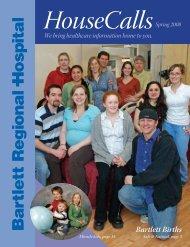 Bartlett Births: Safe & Natural - Bartlett Regional Hospital