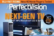 PerfectVision: Safeguarding A/V Gear - Tributaries Cable