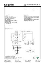 Package Dimensions Description Features 2x3mm QUAD-LEVEL ...