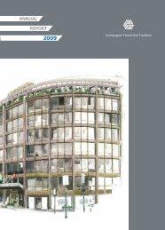 Annual Report 2009 - Tradition