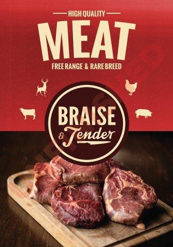 Braise & Tender