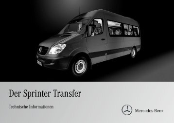 Der Sprinter Transfer
