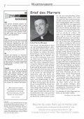 Pfarrblatt der Pfarrgemeinde Deutschfeistritz ... - Graz-Seckau - Seite 2