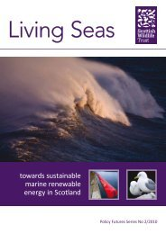 Living Seas - Scottish Wildlife Trust