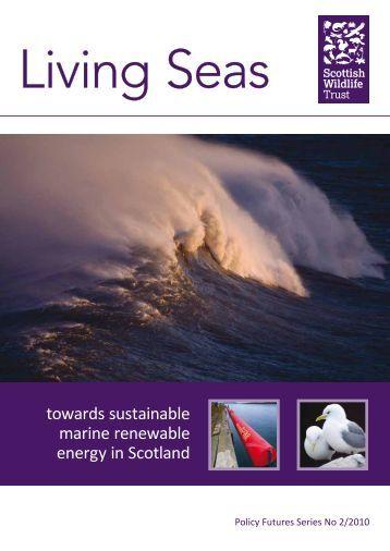 Living Seas - Scottish Wildlife Trust