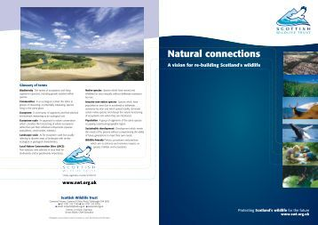 (2009) Natural Connections - Scottish Wildlife Trust