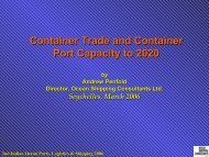 2nd Indian Ocean Ports, Logistics & Shipping 2006