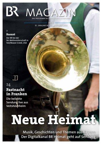 BR-Magazin 03/2015