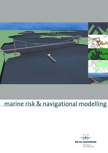 marine risk & navigational modelling - Royal Haskoning Maritime