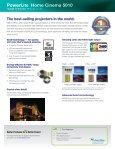 Powerlite® Home Cinema 5010 - Page 2