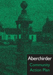 Aberchirder - Banffshire Partnership