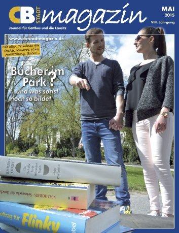 Cb Stadtmagazin Mai 2015