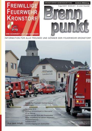 Folge 6/2011 FF-Kronstorf (2,57 MB
