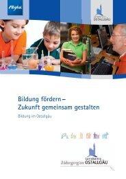 Bildung fördern – Zukunft gemeinsam gestalten