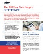 BSI Day Care Supply Brochure - Page 3