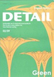 Article - Stadthaus, Murray Grove - Detail (pdf file. 1953kb) - KLH