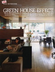 Article - Focus House - KLH