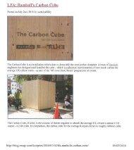 Blog - Carbon Cube - KLH