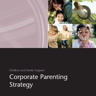 Corporate Parenting Strategy - The Royal Wolverhampton Hospitals ...